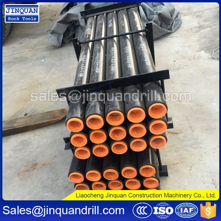 Friction Welding Down The Hole DTH Drill Pipes (DTH Drilling Rod)