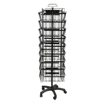 Spinner Display Rack