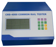 CRS-4000 Common Rail Injector Pumps System Tester for BOSCH, Denso, Delphi, Siemens