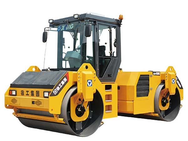 XCMG XD122E Double Drum Vibratory Road Roller