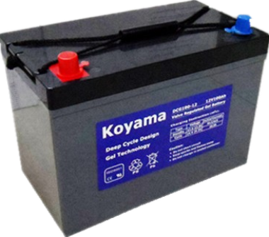 ELECTRIC GOLF CAR/UTILITY DEEP CYCLE BATTERIES