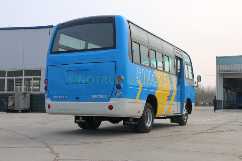 Sinotruk 6 Meters City Bus Diesel Engine