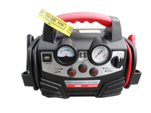 Vehicle Jumpstarter & Tire Inflator