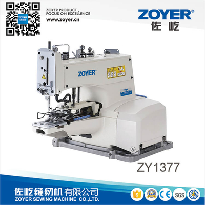 ZY1377 Zoyer button attaching Industrial Sewing Machine
