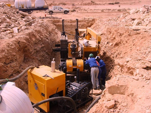 Trenchless directional drilling construction process-2
