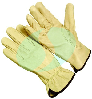 DCAK driver leather gloves