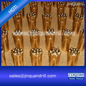 China Rock Drilling, Mining, Quarrying R32 Button Bits
