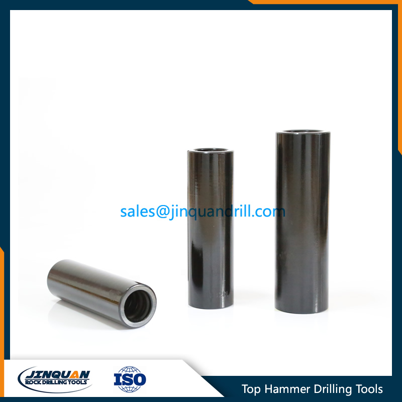 T45 Steel Drill Coupling Sleeve