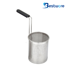 Cylindrical Stainless Steel Pasta Basket - BTW60S69-201