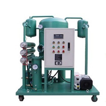 Series TYD high water content oil purifier