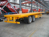SINOTRUK 40FT 2 Axles Flatbed Semi Trailer