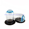 Crystal Blue Glassware Cold Tea/water/wine Drinking Cup
