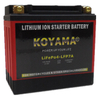 12.8V 4ah LiFePO4 Lithium Ion Battery Powersport Motorcycles Scooters Atvs LFP7-A