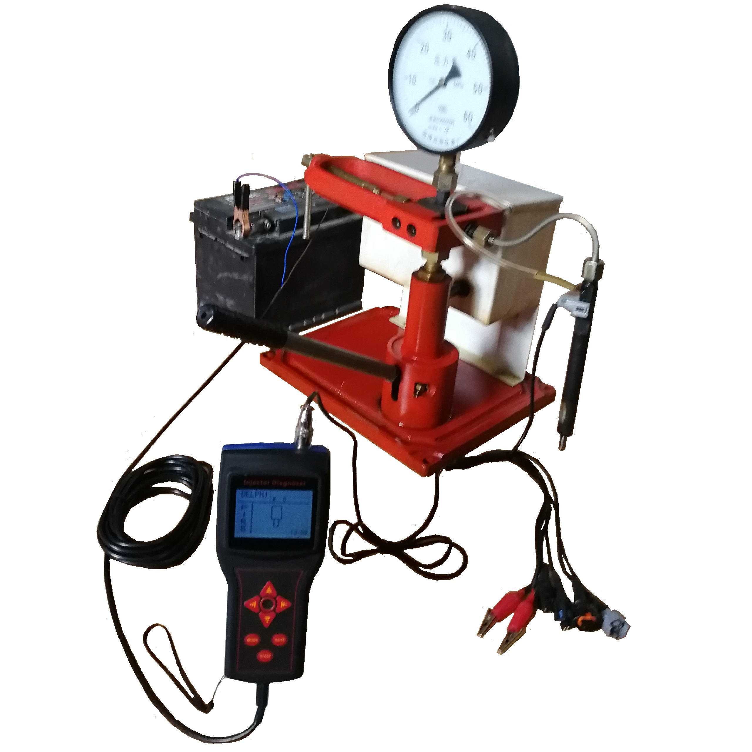 CRD-100 Injector Diagnoser