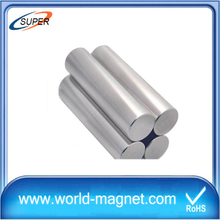 Strong N52 Permanent Neodymium Cylinder Magnet