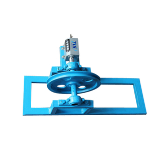 Mechanical Depth Counter of Winch for Borehole Inspection Camera System