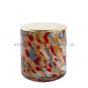 Exclusive High Quality Luxury Glass Candle Jars With Custom Lids