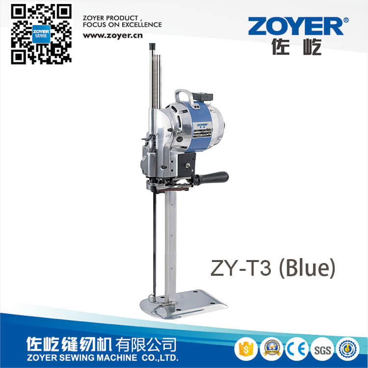 ZY-T3 Zoyer straight knife auto-sharpening cutting machine