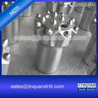 T51 89mm 102mm 115mm 127mm thread button drill bit