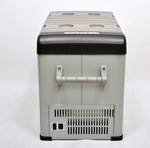 12V/24V Portable 52L cd. Refrigerator for Because