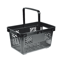 Single Handle Shopping Basket B-5