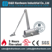 Automatic Door Closer Adjustment 60Kg in Aluminum for Metal Door -DDDC006