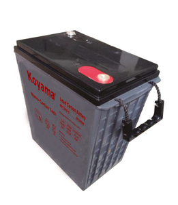 6V 340AH High Quality Deep Cycle Lead Carbon Battery NPC340-6