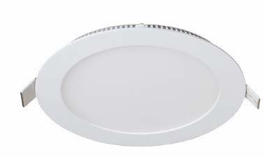 20W Dimmable Round Slim LED Panel (Ø240mm)