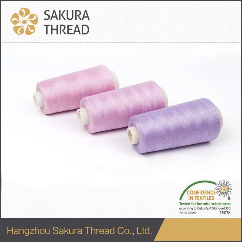 OEKO-TEX 100 1 Class Polyester Thread for Embroidery