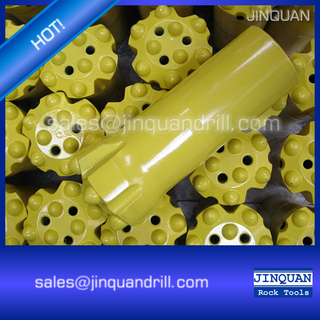 R32 48mm, 51mm, 57mm, 64mm, 70mm, 76mm button bits