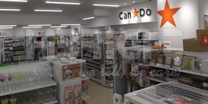 Japan Cando brand store project 1800m2 two floors 2016-12
