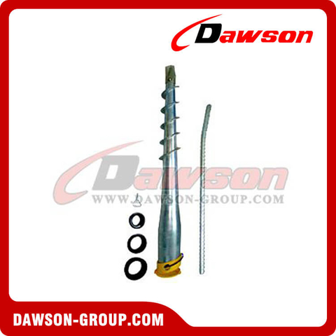 DSb01 N60×550 Earth Auger N Ground Pile Series