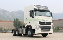 SINOTRUK HOWO T7H 6x4 10 Wheels Tractor Truck for sale