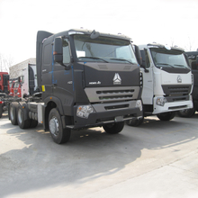 SINOTRUK A7 6X4 420hp CNG Tractor Head