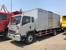 SINOTRUK HOWO 4×2 Workshop Truck