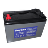 12V110AH Deep Cycle Gel Battery DCG100-12 for floor machine