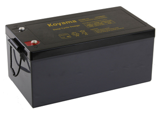 Marine /RV Deep-Cycle AGM Battery