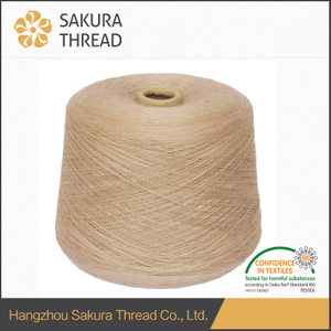 Rayon Nylon Blended Yarn for Knitting/Weaving