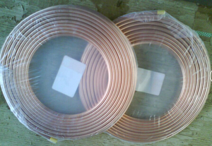 Hot Selling Pancake Coil Copper Refrigeration Tubes