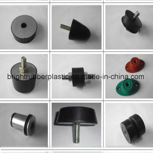 Moulded Rubber Absorber for Machinery