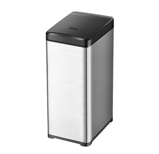 50liter Stainless Steel Sensor Trash Can for Kitchen