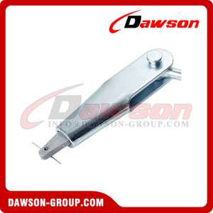 Galvanized Rope Sockets DIN 15315 (EN13411-7)