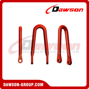API 8C Oil Well Drilling Free Forging Alloy Steel Swivel Bail, Drilling Tools, Handling Equipment