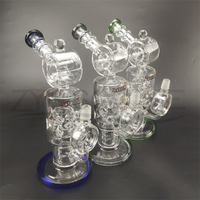 High Borosilicate Handmade Oil Rigs