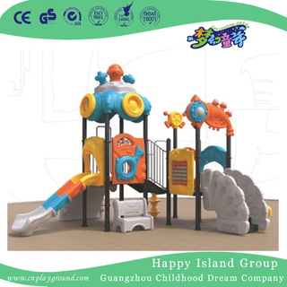 Outdoor Simple Magic Music Series Toddler Playground Equipment (1912002)