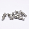 SS304 100% CNC Electricity Meter Screw