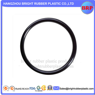 OEM High Quality Black Silicone Rubber O Ring