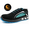China lightweight composite toe cap fashion sport type safety shoes for work