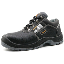 Waterproof anti static tiger master brand industrial safety shoes for work