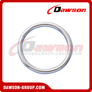 Stainless Steel 316 Round Ring Welded, AISI304 Welded Round Ring